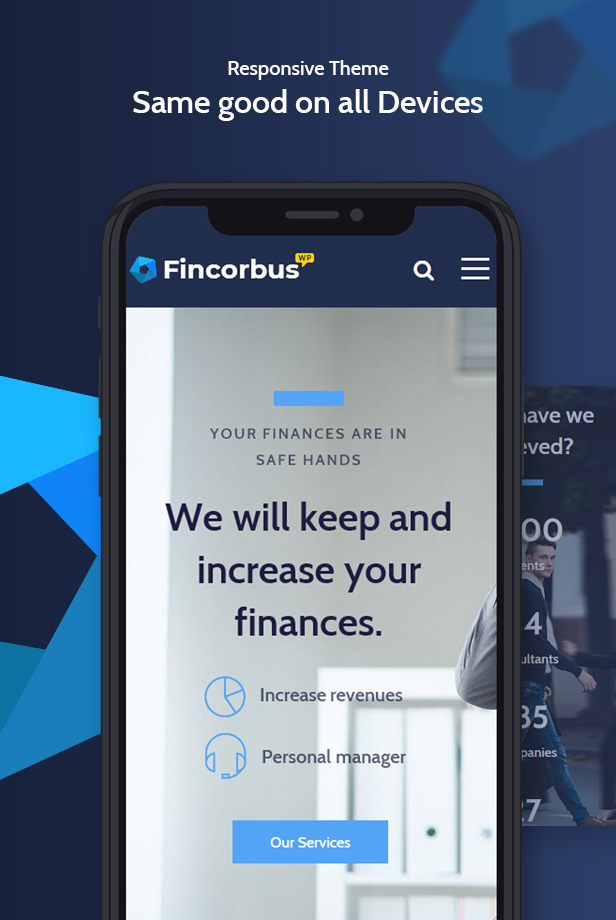 Themforest follow fincorbus - finance corporate wordpress theme (business) Fincorbus – Finance Corporate WordPress Theme (Business) responsive